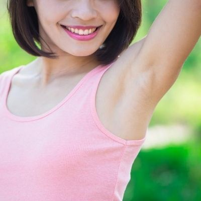 dermal fillers for excessive sweating
